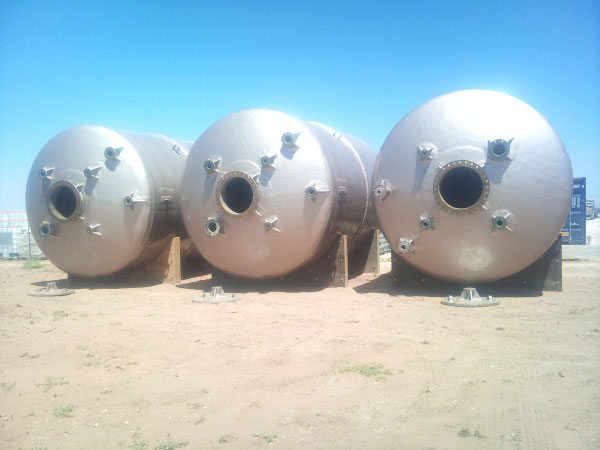 The Storage of Sulfuric Acid in FRP Composite Tanks - Beetle