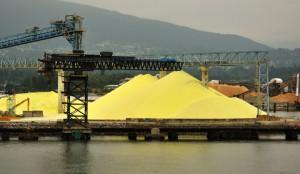 Sulfur-Mining