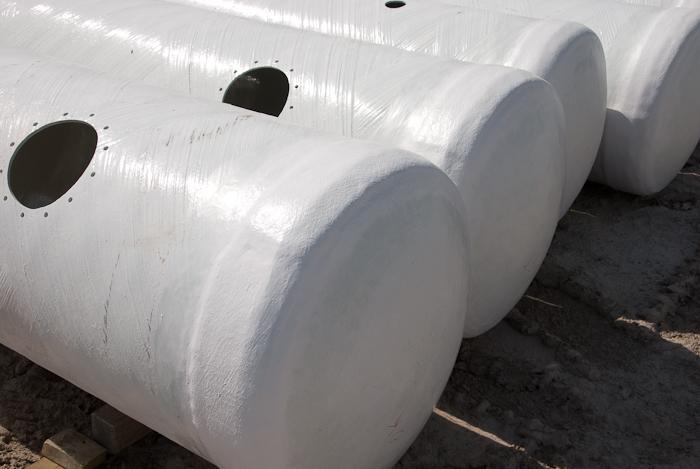ferric chloride tank