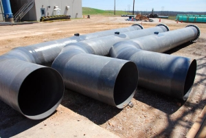 uses of fiberglass pipe